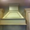 Custom exhaust hood